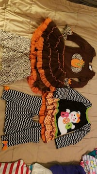 Girls 3&4t but fit the same Smyer, 79367