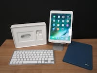 iPad Air 2 Wi-Fi 32Gb Silver + Teclado + Funda