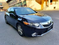 2012 Acura TSX Luxury Sport Sedan with The Acura Technology Package. Lawrence