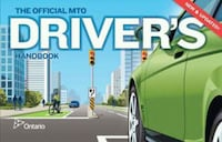 Drive test book  ontario new up date Brampton