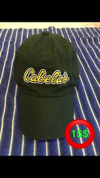Cabela's Strap Back Hat! @vintagepickups_ on insta!