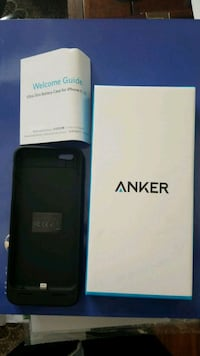 Brand New Anker Battery Case iPhone 6 + 6s