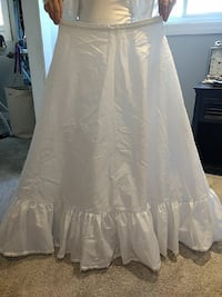 Wedding Dress Slip - size Large