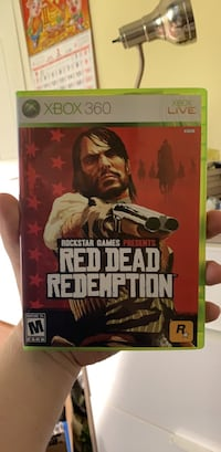 Red Dead Redemption (X Box 360)