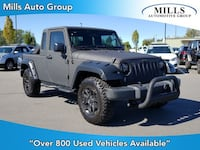 Jeep Wrangler Unlimited 2016 Pineville