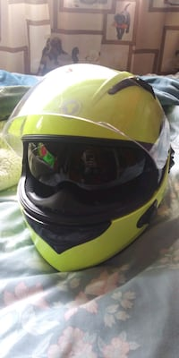 Bluetooth Motorcycle Helmet (size small)
