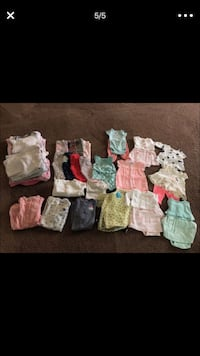 Baby girl bundle Los Angeles, 90039