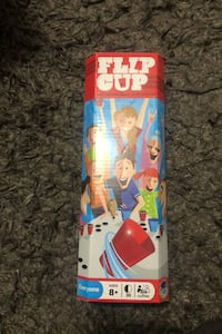 Flip Cup game