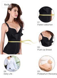Corset waist trainer  London, N5Z 1Y7