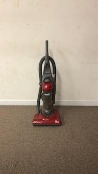 red and black Dirt Devil upright vacuum cleaner Augusta, 30907