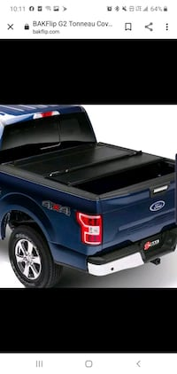 Tonneau Hard Truck Cover by BakFlip G2 8ft bed