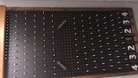 Home made plinko board! Great for stag and doe  Kitchener, N2M 1Z2
