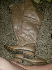 Size 7 1/2 knee high boots Callaway, 32404