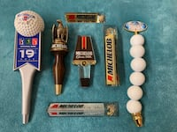 Michelob/ Michelob Light Collectable Tappers  Omaha