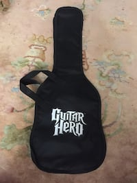 Guitar hero guitar bag