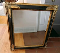 "Elaborate Mirror 30"" high x 26"" wide"