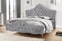 New Full size BedFrame (queen and king also available) Los Angeles, 90036