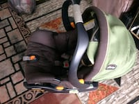 baby's black and gray car seat carrier Markham, L3S 2R8