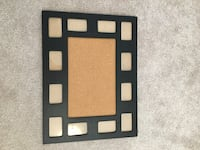 Photo frames with pin board Ottawa, K4A