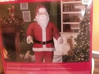 5.8ft tall animated life size realistic Santa ???? Mobile, 36611