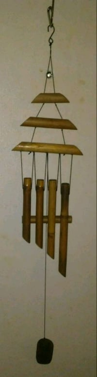 Wooden Wind Chimes Evans, 30809