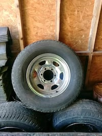 Tires for Toyota full set negotiable  6 mi