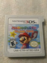 Mario Party island  For 3DS