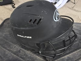 Baseball Helmet with Cage - Rawlings