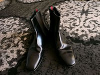 Gucci Mens Leather Ankle boots Edmonton, T5R 5X3