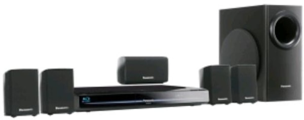 Panasonic Home Theatre System ee609ee8-cfbb-4275-9e62-43311dc76074