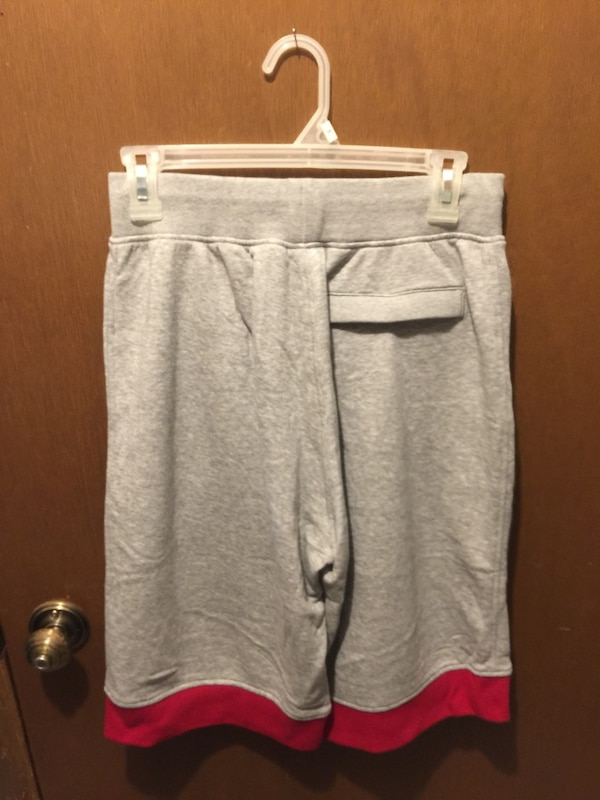 8054859c145728 Used Men s Jordan fleece shorts (S) for sale in Mount Vernon - letgo