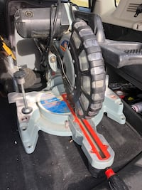 King Canada compound Mitre Saw Calgary, T2J 0S5