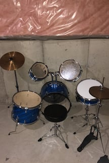 Got these drums back in 2016 grew out of them