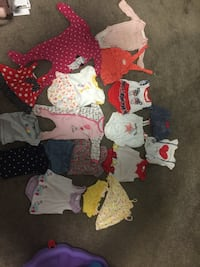 3-6m Baby Girl Outfits Tacoma, 98444