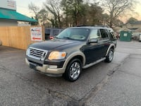 Ford-Explorer-2010 Norfolk