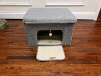 cat kennel dimensions in the picture Vienna, 22182