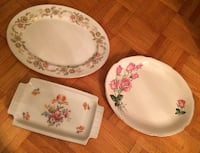 Plate collection Vaughan, L6A 3N9