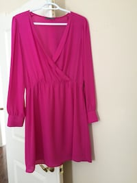 party dress pink dresses  Montreal, H1J 1G2