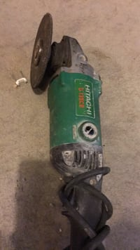 Hitachi corded grinder Surrey, V3Z