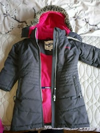 Winter coat size 4t Toronto, M8Y 1Y9