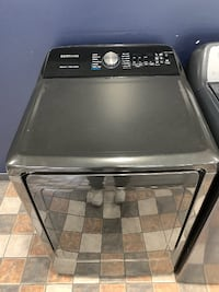 Samsung Stainless Steel Steam Dryer Detroit