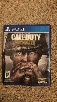 Call of Duty : WWII Tracy, 95377