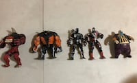 Spawn toys action figure lot