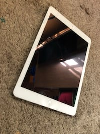 White ipad air 16 gb wifi