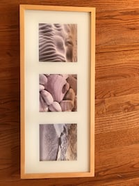 rectangular brown wooden photo frame Seattle, 98108