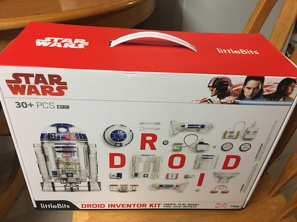 StarWars Droid Inventor Kit