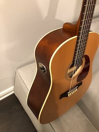 Seagull 12 string acoustic guitar