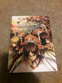 Attack on titans (the complete frist season) Knoxville, 37931