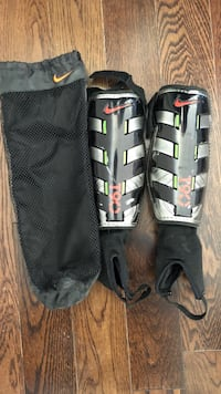 Soccer Shin Guards Toronto, M5G