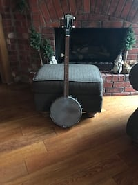 Kay 5 string Banjo excellent case. Comes with a soft leather case Edmond, 73034